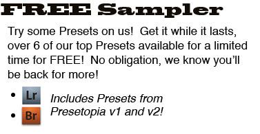 Free Presetopia Sampler Presets